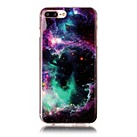 Star Pattern HD Painted TPU Material Phone Shell For iPhone 7 7 Plus 6s 6 Plus