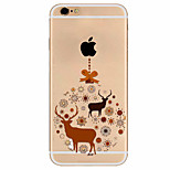 Per Custodia iPhone 7 / Custodia iPhone 6 / Custodia iPhone 5 Ultra sottile / Fantasia/disegno Custodia Custodia posteriore Custodia