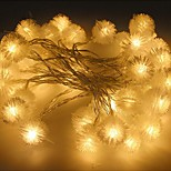 100-LED 10M Star Light Waterproof  Plug Outdoor Christmas Holiday Decoration Light LED String Light