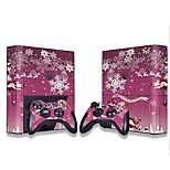 B-Skin Väskor, Skydd och Fodral / Klistermärke För Xbox 360 Nyhet