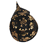 1PC Hallowmas   Pirate Skull Cap Decorate  Hallowmas Costume Party