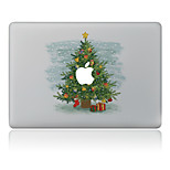 Christmas Tree Decorative Skin Sticker for MacBook Air/Pro/Pro with Retina
