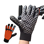 Sports Gloves Cycling Bike Full-finger Gloves UnisexAnti-skidding  Keep Warm  Wearable  Shockproof  Breathable  Protective