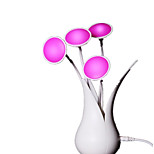 Vase Shape Night Light Lighting Control Potted USB Light Control Intelligent Home Flowers