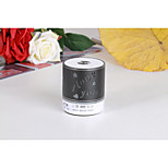 Led The Bluetooth Wireless Speakers Aluminum Alloy With Lamp Mini Card Sound