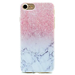 Color Marble PTU Protection Shell for iPhone 7 7 Plus 6s 6 Plus SE 5s 5