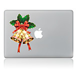 Christmas Small Bell Decorative Skin Sticker for MacBook Air/Pro/Pro with Retina