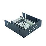 st5522 guildline conduce un doble disco de 2,5 pulgadas una caja de extracción de disco duro SATA herramientas gratuitas color al azar