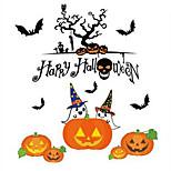 1pc Hallowmas adesivi decorare hallowmas festa in costume