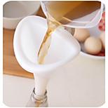 2PC Color Random Original Domestic Culinary Multi-Purpose Small Funnel