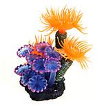 Aquarium Dekoration Verzierungen / Wasserpflanze Plastik