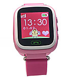 Global Positioning System To Prevent Child Missing Smart Phone Watch