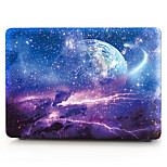 For MacBook Air 11 13 Pro 13 15 Case Cover Polycarbonate Material Sky