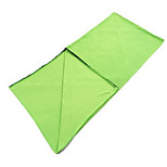Sleeping Bag Liner Rectangular Bag Single 10 Hollow Cotton 240g 180X30 Hiking / Camping / Traveling / Outdoor / IndoorWaterproof /