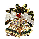 Beautiful Bow Bells Brooch