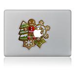 1 pezzo Anti-graffi Di plastica trasparente Decalcomanie A fantasia PerMacBook Pro 15'' with Retina / MacBook Pro 15 '' / MacBook Pro
