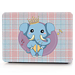 Crown Elephant MacBook Computer Case For MacBook Air11/13 Pro13/15 Pro with Retina13/15 MacBook12