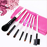 7 Blush Brush / Eyeshadow Brush / Lip Brush / Brow Brush / Eyeliner Brush / Eyelash Brush dyeing Brush / Eyelash Brush / Foundation Brush