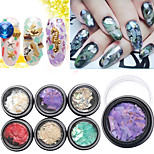1pcs Chiodo decorazione di arte strass Perle makeup Cosmetic Nail Art Design