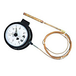 0-200 Degrees Celsius  Electrical Contact Pressure Thermometer WTQ-288