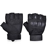 Tactical Gloves Military Gloves Shooting Gloves Fingerless Half-finger Riding Hunting Cycling Gloves