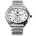 Tevise Men's Women's Couple's Sport Watch Dress Watch Fashion Watch Mechanical Watch QuartzCalendar Water Resistant / Water Proof Hollow
