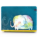 Color Elephant MacBook Computer Case For MacBook Air11/13 Pro13/15 Pro with Retina13/15 MacBook12