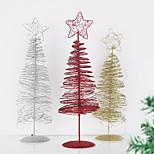 Christmas Decorations / Iron Tree 30cm