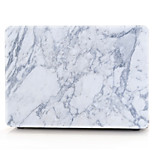 For MacBook Air 11 13 Pro 13 15 Case Cover Polycarbonate Material Marble