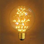 All Over The Sky Star G95LED 3 W Light Bulb Decorative Fashion