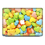 1 pc Scratch Proof PVC Body Sticker Candy Pattern For MacBook Pro 15'' with Retina / MacBook Pro 15'' / MacBook Pro 13'' with Retina / MacBook
