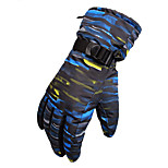 Ski Gloves Full-finger Gloves Women's / Men's Activity/ Sports Gloves Keep Warm / Waterproof / Windproof / Snowproof Gloves Snowboarding