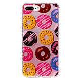 Para IMD / Diseños Funda Cubierta Trasera Funda Brillante Suave TPU AppleiPhone 7 Plus / iPhone 7 / iPhone 6s Plus/6 Plus / iPhone 6s/6 /