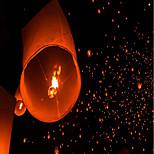 Kongmin em forma de coração lâmpada lanterna do céu