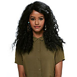 1PC TRES JOLIE Deep Wave 10-20Inch Color #1 Dark Black Human Hair Weaves