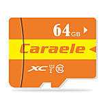 Other 64GB MicroSD Classe 10 80 Other Leitor de Cartão Micro SD Caraele-1 USB 2.0 / USB 3.0