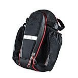 Bike BagBike Saddle BagWaterproof / Waterproof Zipper / Reflective Strip / Water Bottle Pocket / Skidproof / Shockproof / Wearable /
