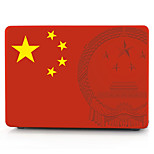 For MacBook Pro 13 15 Case Cover Polycarbonate Material Flag