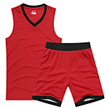 Ensemble de Vêtements/TenusSport de détente / Badminton / Basket-ball / Course/Running-Sans manche-Femme