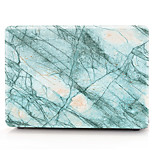 Light Blue Marble MacBook Computer Case For MacBook Air11/13 Pro13/15 Pro with Retina13/15 MacBook12
