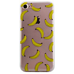 Para Estampada Capinha Capa Traseira Capinha Fruta Macia TPU AppleiPhone 7 Plus / iPhone 7 / iPhone 6s Plus/6 Plus / iPhone 6s/6 / iPhone