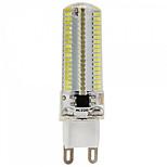 7W E14 / G9 / G4 / E12 / E17 / E11 Bombillas LED de Mazorca T 152 SMD 3014 600 lm Blanco Cálido / Blanco Fresco DecorativaAC 100-240 / AC