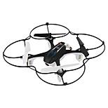 Dron RC M9916 4 Canales 6 Ejes 2.4G Con Cámara Quadcopter RC Vuelo Invertido De 360 Grados Negro / Plata