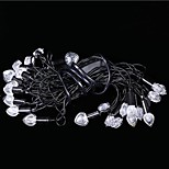 40-LED 3M Star Light Waterproof  Plug Outdoor Christmas Holiday Decoration Light LED String Light
