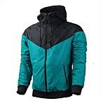 Running Jacket / Sweatshirt Men's Long Sleeve Breathable / Windproof / Comfortable Leisure Sports / Running Sports Wear SlimOutdoor