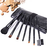7Contour Brush / Blush Brush / Eyeshadow Brush / Brow Brush / Eyeliner Brush / Eyelash Brush dyeing Brush / Powder Brush / Foundation