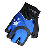 DLGDX® Sports Gloves Men's Cycling Gloves Spring / Summer / Autumn/Fall Bike GlovesAnti-skidding / Shockproof / Breathable / Wearproof /