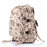 Large Capacity Army Fans Packed Camping Outdoor Mountaineering Shoulder Camouflage Backpack Tactical 3D Backpack 1PC