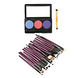 ShadowMakeup Brushes Wet Eyes Coloured gloss / Long Lasting / Other China Others