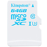 Kingston 64GB Micro SD Card TF Card memory card UHS-I U3 Class10 Action Camera